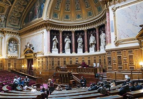 Adoption par le Sénat d'une proposition de loi relative aux sanctions contre le squat